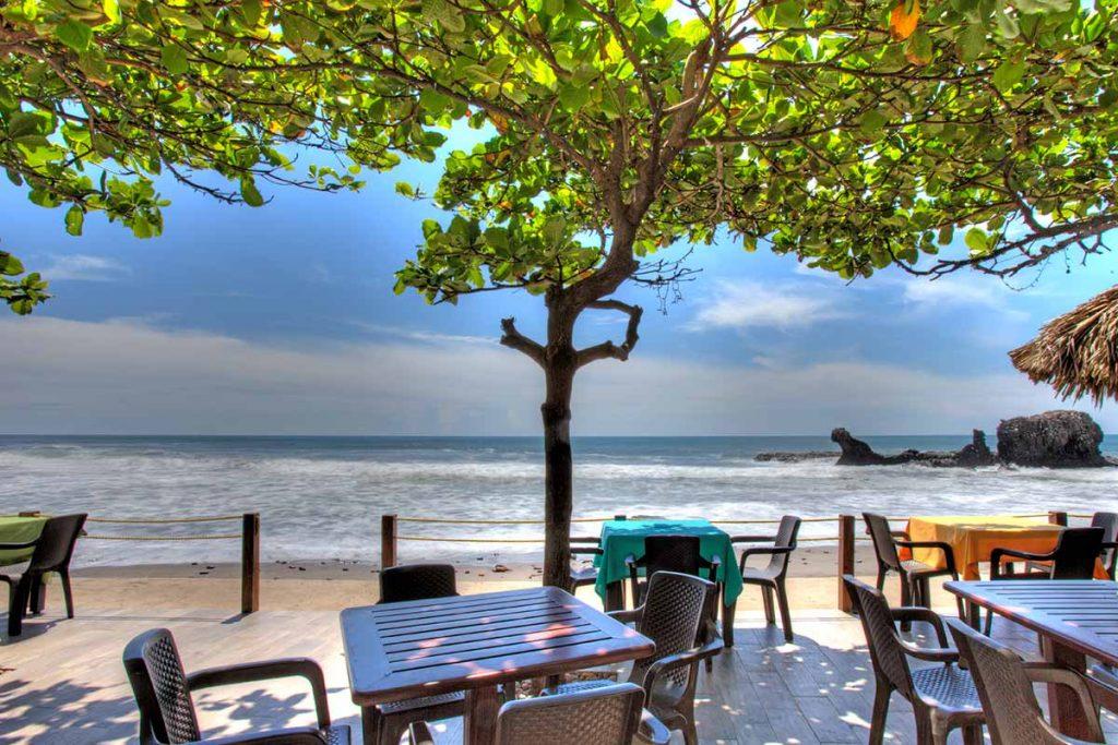 Hotel Roca Sunzal In Playa El Tunco El Salvador Sunzal
